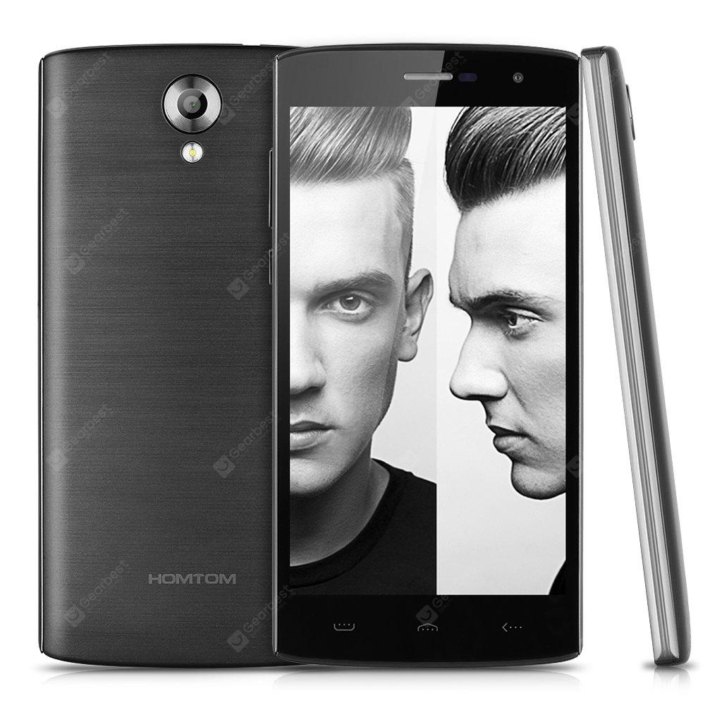 5.5'' HOMTOM HT7 Pro IPS 4G LTE Smartphone Android 5.1