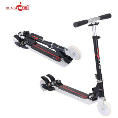Blascool Three Wheeled Folding Kick Scooter