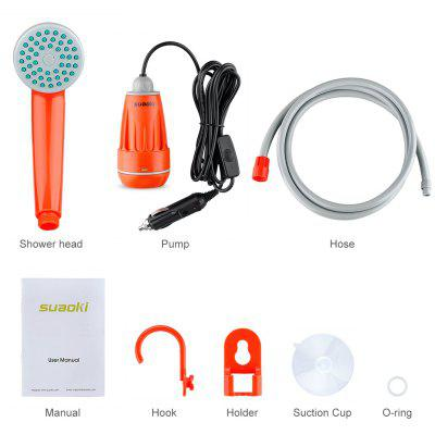 Suaoki Portable Outdoor Shower
