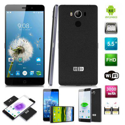 Elephone P9000 4G Android 6.0 Fingerprint MT6755 Octa-core 2.0GHz 5.5\\\