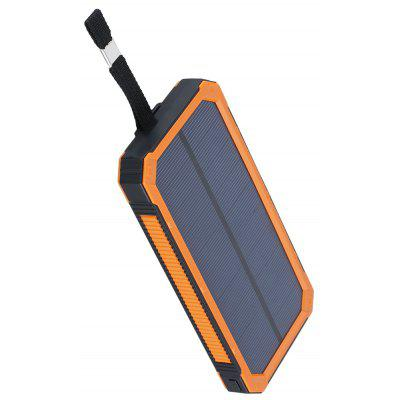 suaoki 10000mAh Solar Power Bank