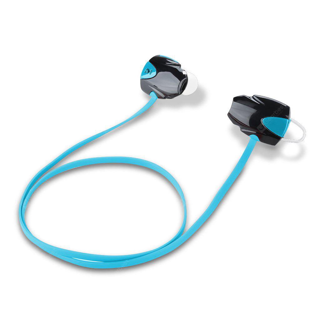 BLUE Bluetooth 4.1 HiFi Wireless Non-slip Stereo Headphone