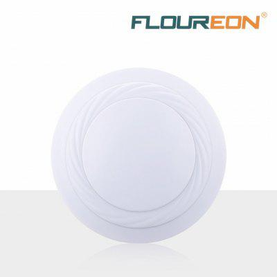 Floureon®24W Round LED Ceiling Light,7000k Bright Light,2000 Lumens,Round Flush Mount Fixture for Indoor Lighting,Energy Saving, Suitable for Bedroom,Living Room,Kitchen,Balcony.