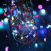Excelvan® 10M 100 LED Copper String Lights, Auto-Chasing RGB Color Flash, Flexible Copper Wire Light LED Starry Lights Fairy Lights Tiny Decorative Lights, For Wedding,Christmas, New Year\'s and Bir