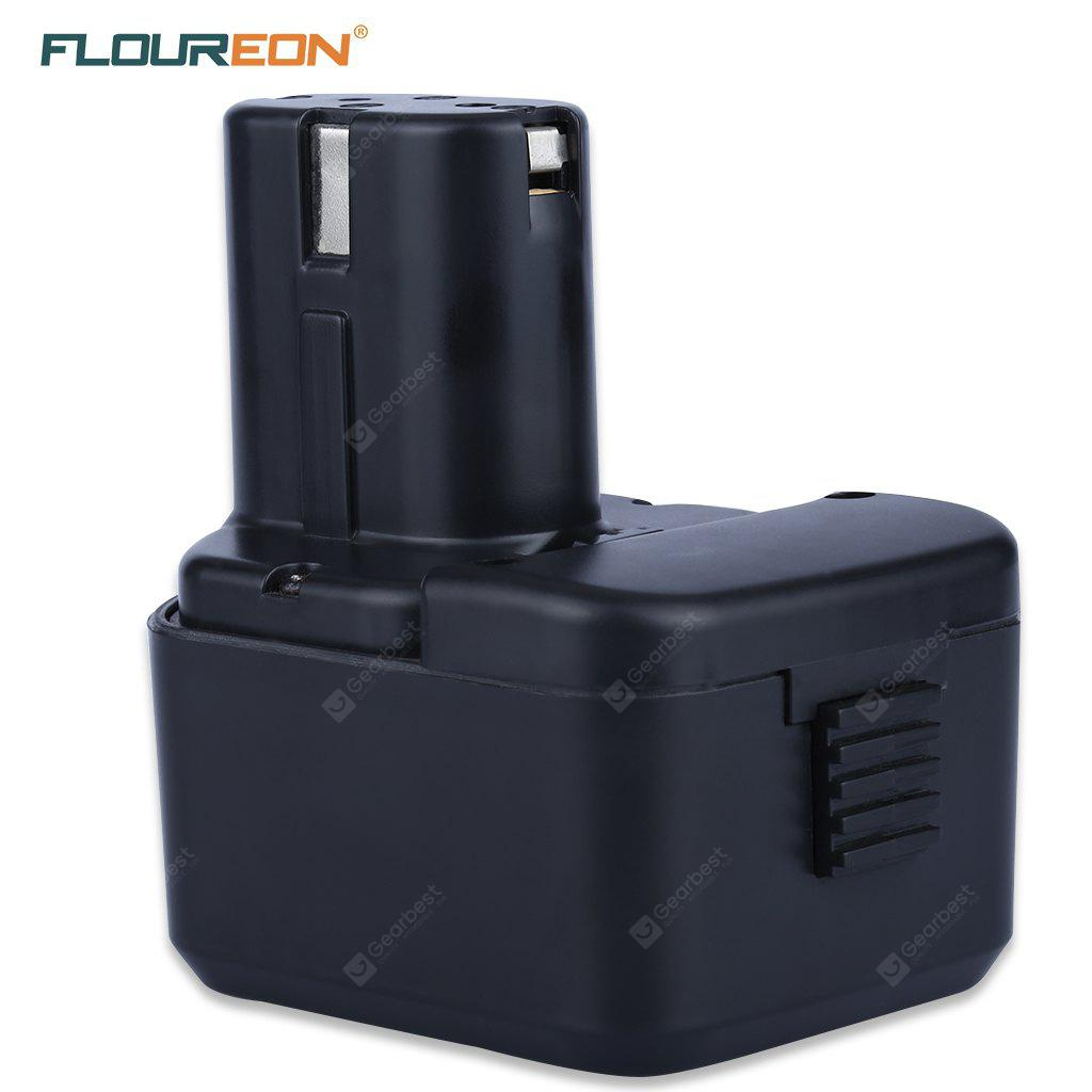 FLOUREON HIT 12V 3000mAh Ni-MH Battery