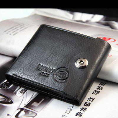 2016 Hot Fsshion Hasp New Promotion Casual Wallets Design Genuine Leather Top Purse Men Wallet Coin Bag Wholesale free shipping new incoming 5pcs lot hot sale cute coin wallet stuffed package key bag purse wholesale