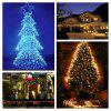 Excelvan® 10M 100 LED Copper String Lights, Warm White Color, Flexible Copper Wire Light LED Starry Lights Fairy Lights Tiny Decorative Lights, with 12V Power Adapter, For Indoor Use, Wedding, Christm