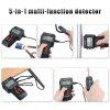 Excelvan 5 in 1 Multi-function Detector Ultrasonic Distance Meter