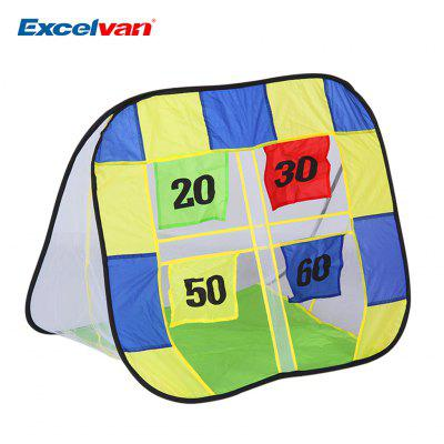 Excelvan 353A - 5 Casting Game Play Tent