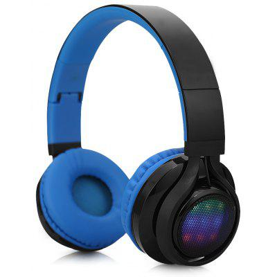 YS - BT9916 Wireless Bluetooth LED Stereo Headphones