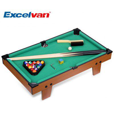Excelvan Mini Table Top Pool Table Game 24 Inch Billiard Table