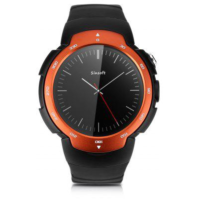 Zeblaze Blitz 3G Android 5.1 MTK6580 Phone Watch Camera WCDMA GSM Smart Watch with Email GPS WIFI