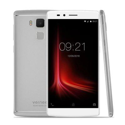 "Vernee Apollo Lite 4G Android 6.0 MT6797 Deca-core A53 64 bits 5.5"" FHD 1920*1080 Pixels 5 piont Corning Gorilla Glass 3 screen 4GB RAM and 32GB ROM TF 16MP Back camera 5MP front camera Flash 3180mAh"