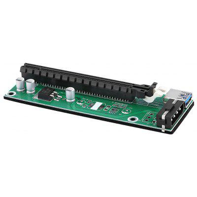 PCI - E USB 3.0 1x to 16x Extender Riser Board Card Adapter