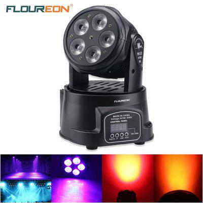 Floureon 100W LED Moving Head Light