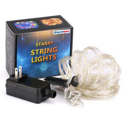 Excelvan 360 LEDs Copper Wire Branch String Lights