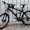 Enkeeo Bike U Lock - BLACK