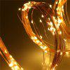Excelvan Warm White Color 30 LED x 12 String Starry Lights - COLORE DI RAME