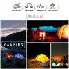 Solar lighting system for indoor/outdoor use,Various USB charging cable,2 Light Bulb,  No electrical bill required, Energy Star,--Best tools for camping,adventure,emergency,farming,home illumination e - WHITE