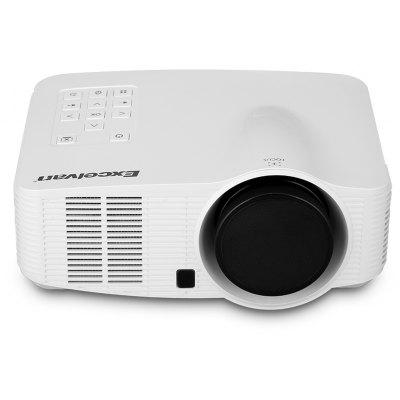 Excelvan Portable LED WiFi Android Projector 640 x 480
