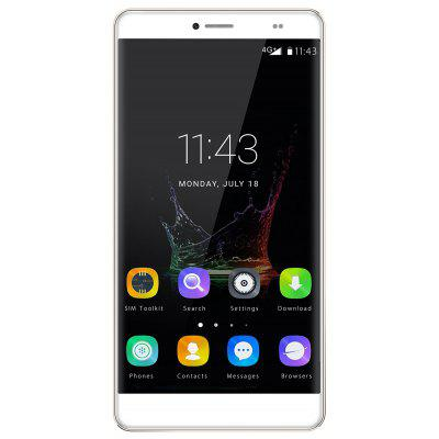 Bluboo Maya Max 4G Android 6.0 MT6750 Octa-core 1.5 GHz HD 1280*720 Pixels OGS 3GB RAM 32GB ROM TF 5MP Front camera 13MP Rear camera Quick-charge Ten-point Touch G+FF Glove Mode Wet-Hand Operation Off