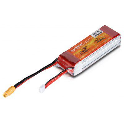 FLOUREON 3S1P 11.1V 2200mAh 25C LiPo Battery Pack