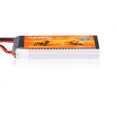 FLOUREON 3S 11.1V 3300mAh 40C Li-Polymer Battery Pack (XT60 Plug) for DJI F450 F550 RC multirotor Qudcopter