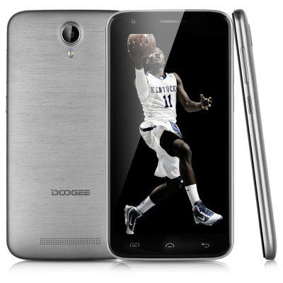 Buy Doogee Y100 PLus Grey Smartphone for $94.43 in GearBest store