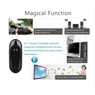 Фото 2in1 bluetooth receiver and transmitter. Купить в РФ
