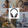 ZEALOT B5 Headphones with SD Wireless Headset Comfortable Headphones High Fidelity Hands-free Calls Stereo Music - BLACK