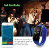 Diggro K18S Heart Rate Bracelet - BLUE