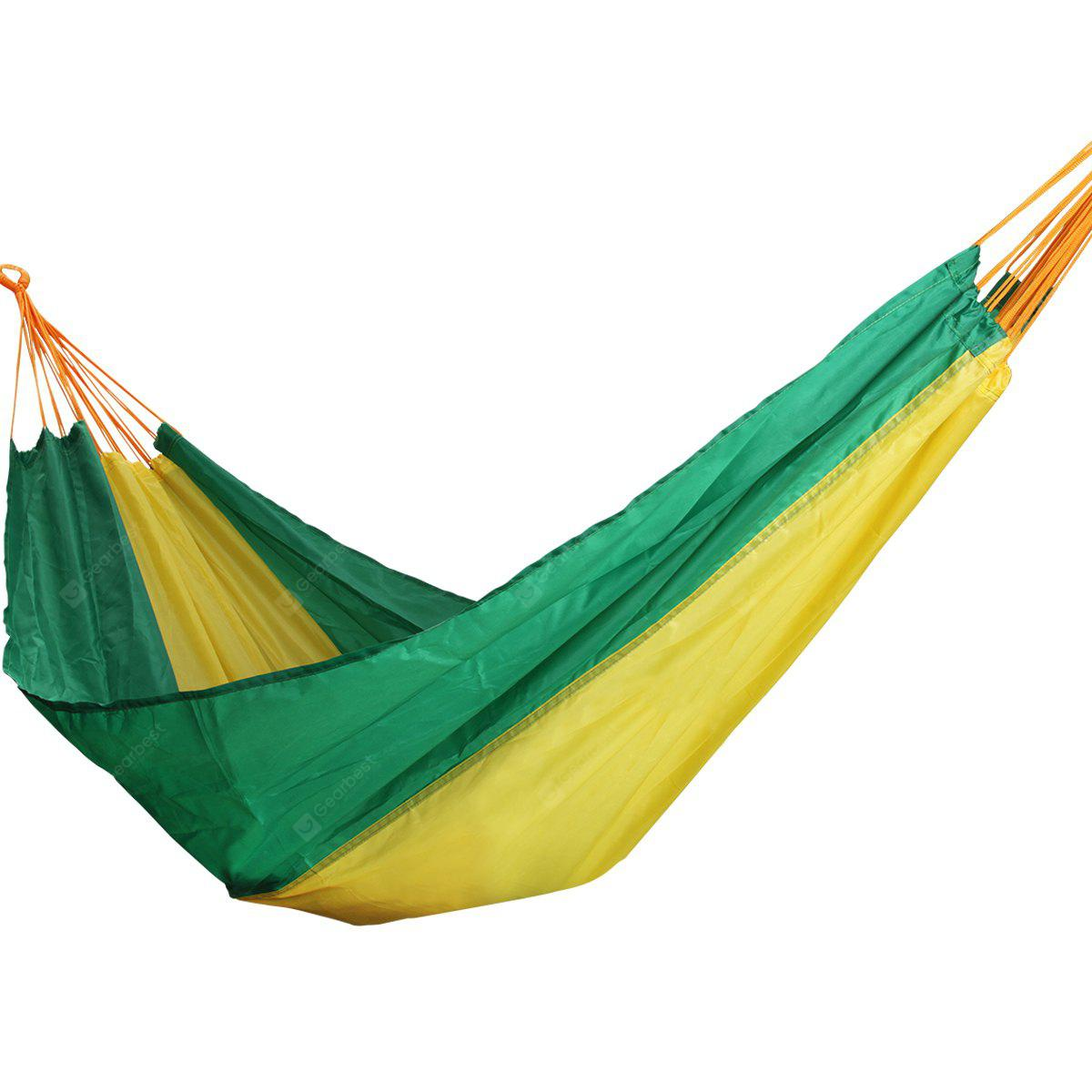 HWDC - 21 Double Outdoor Hammock Swing Bed