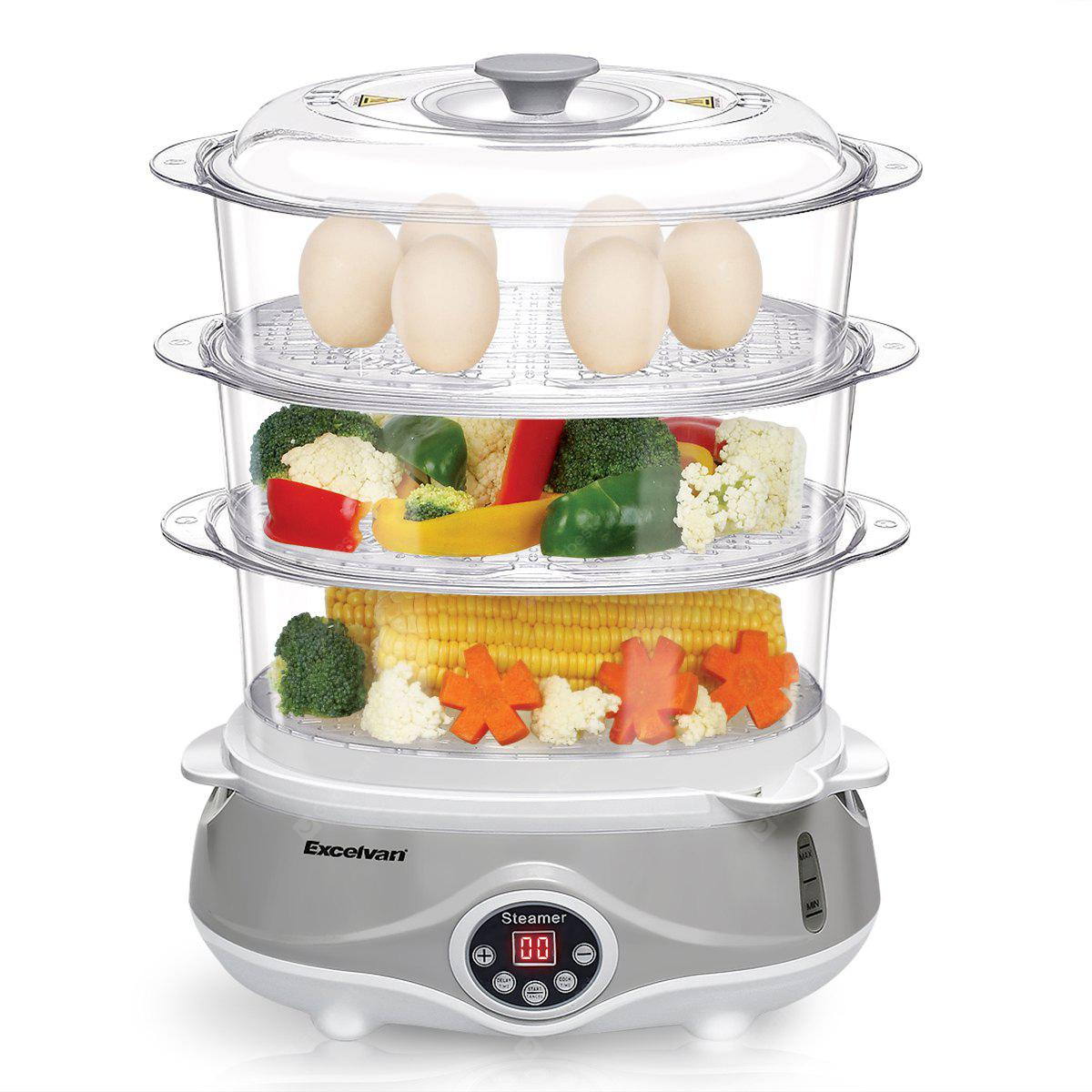 Buy Electric 5 Tier Food Fruit Dehydrator White At