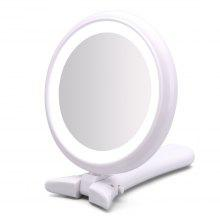 Ovonni HM002 - DL LED Lighted Makeup Mirror Double Side