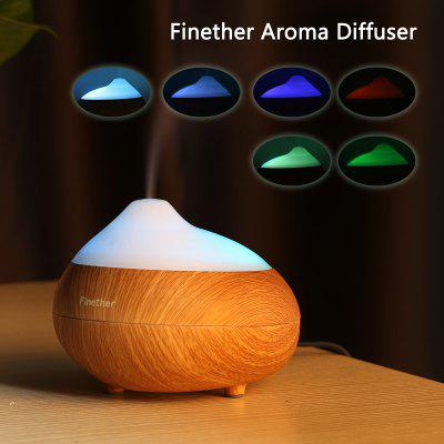 Finether GX - 05K 110ml Portable Essential Oil Aroma Diffuser