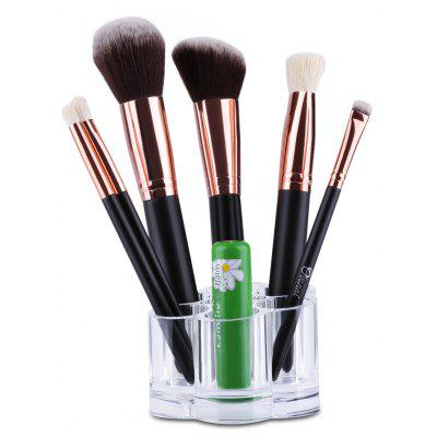 Ovonni Acrylic Make-up Brush Stand Box Lipstick Holder