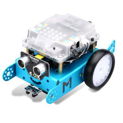 Makeblock MBot Upgrated Version DIY Mbot V1.1 Educational Robot Kit -Blue (Bluetooth Version) HK Version