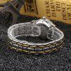 Buy GUANQIN GQ10001-4A Steel Watch Casual Lovers Watches Quartz Ladies' WHITE