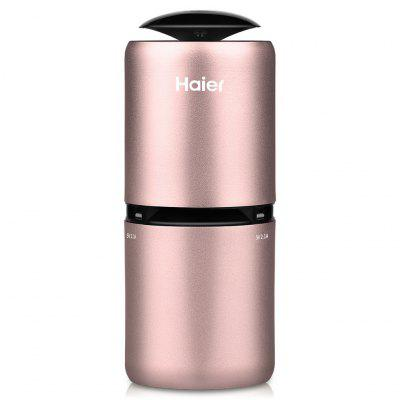 Фото Rose Gold Haier car air purifier. Купить в РФ