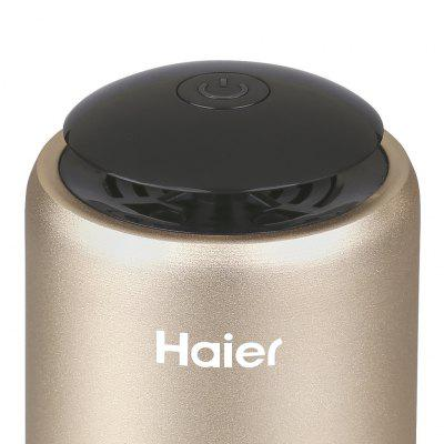 Фото Champaign gold Haier Car Air Purifier. Купить в РФ