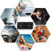 Zinsoko Z-S01 Waterproof Wireless Speaker - BLACK