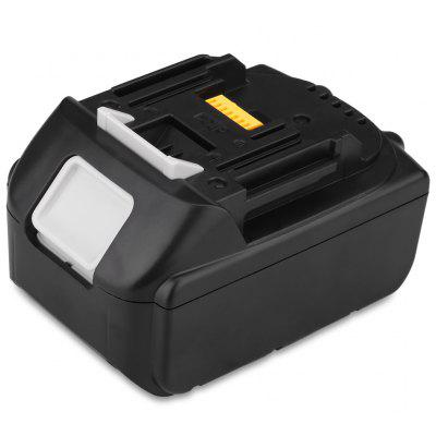 Buy FLOUREON 18V 3Ah Lithium-ion Replacement Battery for MAKITA Cordless drill 194205-3 LXT-400 BL1830 BL1815 BL1835, JR120D, JR120DRF, JR120DZK BLACK Electrical & Tools > Power Tools > Batteries for $35.40 in GearBest store