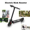 Flykul® 8 Inches Foldable Mini Electric Kick Scooter with Cool LED Lights, High-capacity 36V 8800mAh Li-Ion Battery, 350 Watt Motors, 3 Gear Speeds, Max 30km/h,100kg Max Load, Electronic Braking Syste - SIYAH