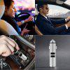 Excelvan H9 Single headset with car charger - SILVER