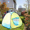 Excelvan Ventilation Bright Color Childre Play House Tent With Marine Balls And Fastening Nails Pop-up Indoor Outdoor Portable & Foldable Play tent