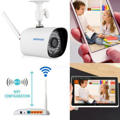 Фото Szsinocam 1080P Waterproof Wireleess 2.0 Megapixel ONVIF WLAN Security CCTV WiFi IP Camera EU. Купить в РФ