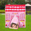 Excelvan Kids Toddlers Play Tent Princess City House Kids Secret Garden Pink Lovely Playhouse, Great Fun Indoor Outdoor Portable Folding Children Game Play Toy