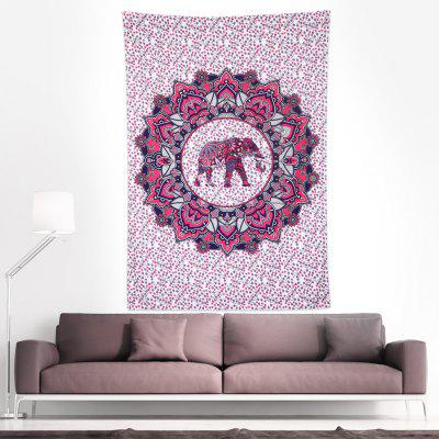 "(TAPESTRY) Finether Rectangle Indian Bohemian Ethnic Wall Hanging Wall Art Mandala Tapestry Beach Blanket Throw Hippie Boho Gypsy Throw Towel Tablecloth Yoga Mat Dorm Decor Bed Cover Bed Spread, 84.6"" от GearBest.com INT"