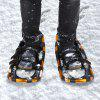 Enkeeo Snowshoes 30 inch - BLACK+ORANGE