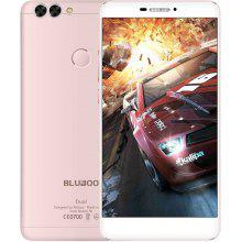 Bluboo Dual Android 6.0 4G MTK6737T Quad-core 1.5 GHz Processor FHD 5.5'' 1920*1080 Pixels Ten-point Multitouch G+FF 3000mAh 4.35V 2GB RAM 16GB ROM TF 13.0MP Dual Rear Camera 5.0MP Front Camera